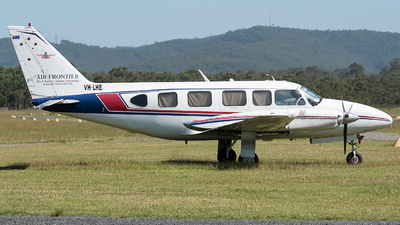 VH-LHE - Piper PA-31-350 Navajo Chieftain - Private