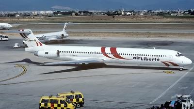 F-GHED - McDonnell Douglas MD-83 - Air Liberté
