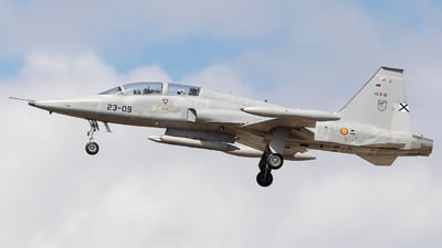 AE.9-16 - Northrop SF-5B Freedom Fighter - Spain - Air Force