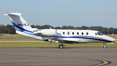 N651EJ - Cessna 650 Citation VI - Private