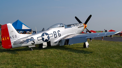 NL451MG - North American P-51D Mustang - Private