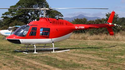 G-JTBX  - Bell 206B JetRanger III - Private