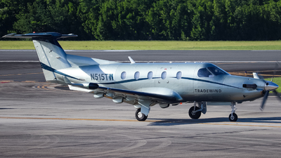 N515TW - Pilatus PC-12/45 - Tradewind Aviation