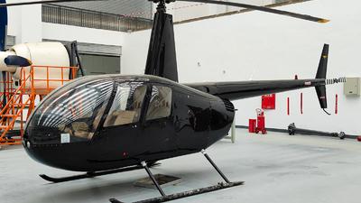B-7253 - Robinson R44 Raven II - Private