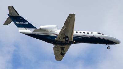 A picture of N565JP - Cessna 525B CitationJet CJ3 - [525B0159] - © Jeremy D. Dando