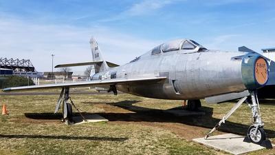 52-6555 - Republic F-84F Thunderstreak - United States - US Air Force (USAF)