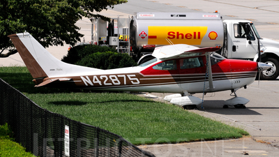 A picture of N42875 - Cessna 182L Skylane - [18259228] - © Agustin Anaya