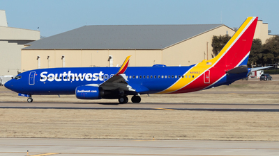 N8566Z - Boeing 737-8H4 - Southwest Airlines