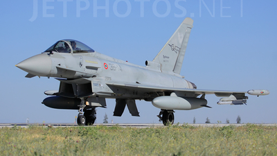 MM7272 - Eurofighter Typhoon EF2000 - Italy - Air Force