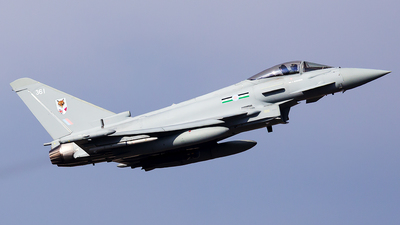 ZK361 - Eurofighter Typhoon FGR.4 - United Kingdom - Royal Air Force (RAF)