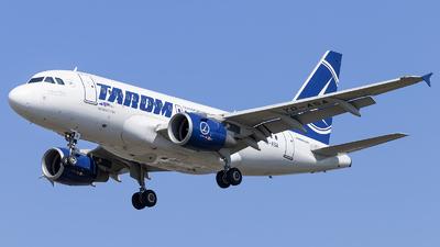 YR-ASA - Airbus A318-111 - Tarom - Romanian Air Transport