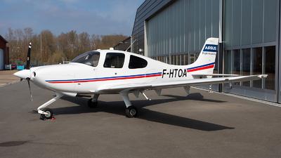 F-HTOA - Cirrus SR20-G3 - Airbus Flight Academy Europe