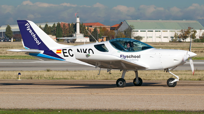 EC-NKQ - Czech Sport Aircraft PS-28 Cruiser - Flyschool