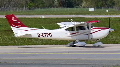 D-ETPO - Cessna T182T Skylane TC - Private