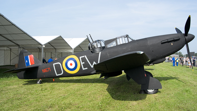 N1671 - Boulton-Paul Defiant I - United Kingdom - Royal Air Force (RAF)