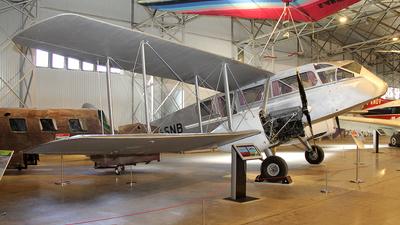 VH-SNB - De Havilland DH-84 Dragon - Private