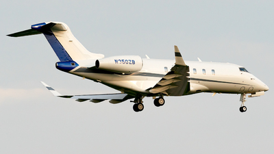 N350ZB - Bombardier BD-100-1A10 Challenger 350 - Private