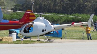 N162DK - Rotorway Exec 162HDF - Private
