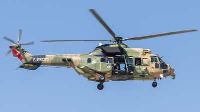 H-288 - Eurocopter AS 532AL Cougar - Chile - Army