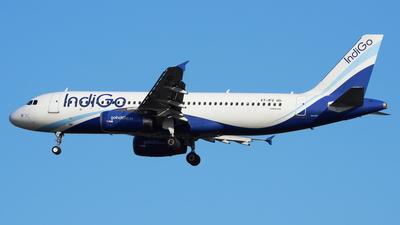 A picture of VTIFG - Airbus A320232 - IndiGo - © toeychincha