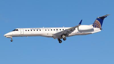 A picture of N25134 - Embraer ERJ145XR - [145714] - © Guy Langlois