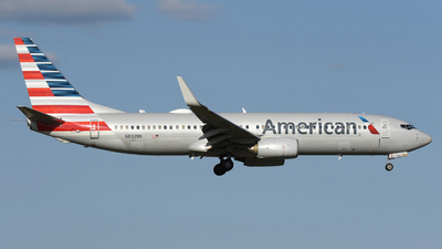 A picture of N832NN - Boeing 737823 - American Airlines - © DJ Reed - OPShots Photo Team