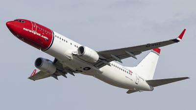EI-FHJ - Boeing 737-8JP - Norwegian