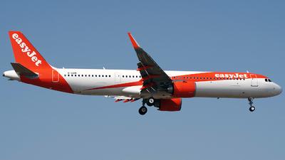 A picture of GUZMI - Airbus A321251NX - easyJet - © Buzu