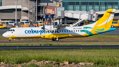 RP-C7284 - ATR 72-212A(600) - Cebu Pacific Air