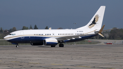 B-09590 - Boeing 737-79U(BBJ) - Private