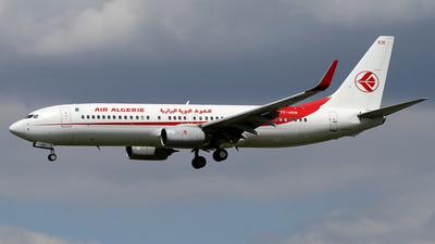 7T-VKN - Boeing 737-8D6 - Air Algérie