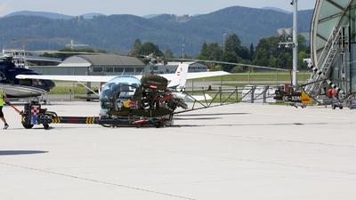 OE-XDM - Bell 47G-3B - The Flying Bulls