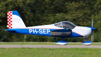 PH-SEP - Vans RV-12 - Private