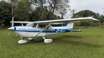 A picture of ZPBTJ - Cessna R172K Hawk XP II - [R1722371] - © matalia16