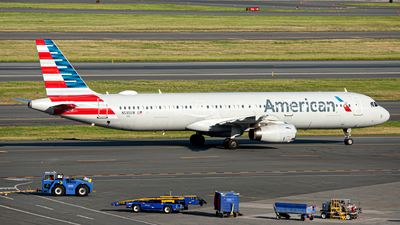 A picture of N535UW - Airbus A321231 - American Airlines - © OCFLT_OMGcat