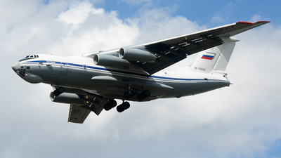 RF-76552 - Ilyushin IL-76MD - Russia - Air Force
