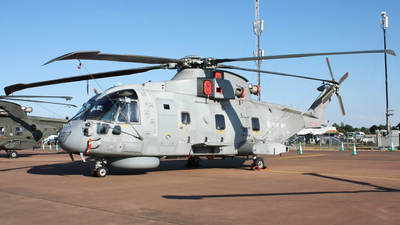 ZH839 - Agusta-Westland Merlin HM.2 - United Kingdom - Royal Navy