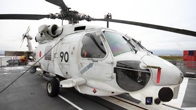 8290 - Sikorsky SH-60J Seahawk - Japan - Maritime Self Defence Force (JMSDF)