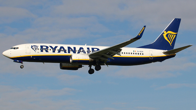 A picture of EIDCR - Boeing 7378AS - Ryanair - © BrierleyAviation