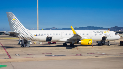 A picture of ECMHS - Airbus A321231 - Vueling - © Inaki Ropero Pipaón