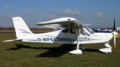 D-MPKC - Tecnam P92 Echo - Private