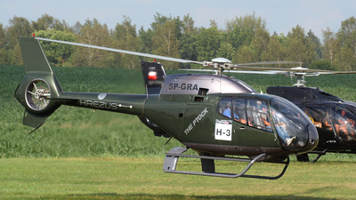 SP-GRA - Eurocopter EC 120B Colibri - Private