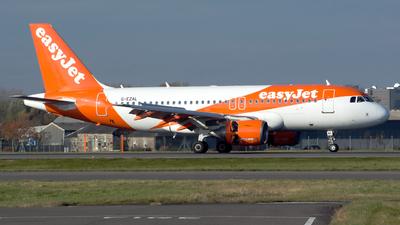 G-EZAL - Airbus A319-111 - easyJet