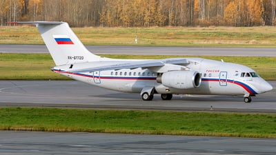 A picture of RA61720 - Antonov An148100E - Rossiya  Special Flight Squadron - © ArCher