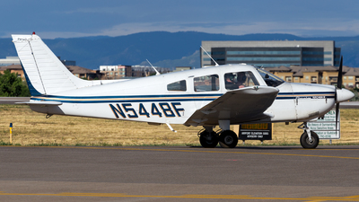 A picture of N5448F - Piper PA28181 - [287790124] - © HA-KLS