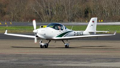 D-EFXX - Aquila A210 - RWL - German Flight Academy