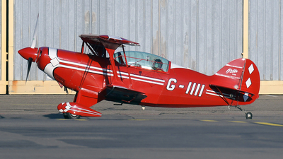 G-MIII - Pitts S-2B Special - Private