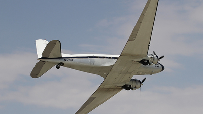 N3291 - Douglas DC-3A - Private