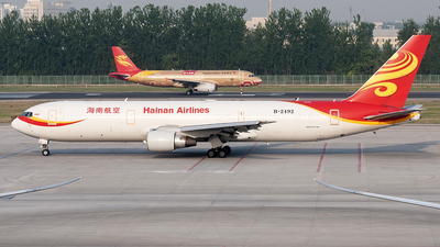 B-2492 - Boeing 767-34P(ER) - Hainan Airlines