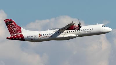 OY-YDM - ATR 72-212A(600) - TransNusa